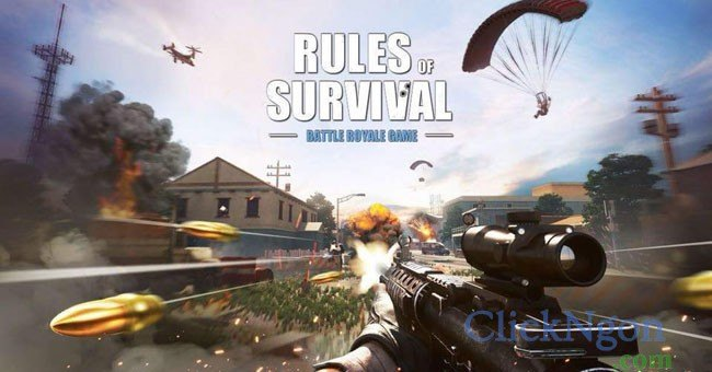 rules of survival update