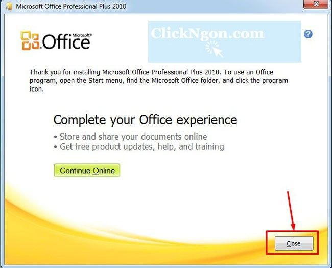 microsoft office professional plus 2010 download