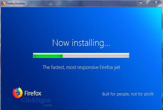 firefox mac và Android
