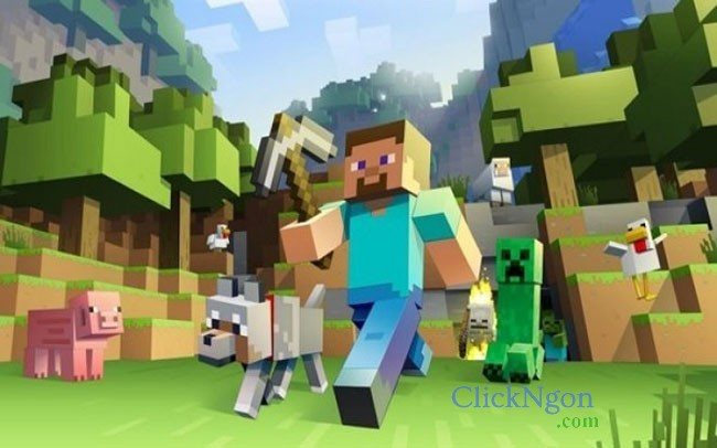tải game minecraft pe