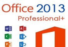 logo office 2013 full version