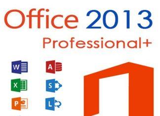 logo office 2013 full version