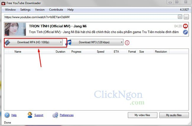 free youtube downloader and converter