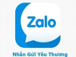 Tải Zalo chat miễn phí mới nhất