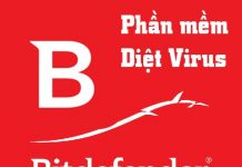 phần mềm diệt virus Bitdefender Antivirus