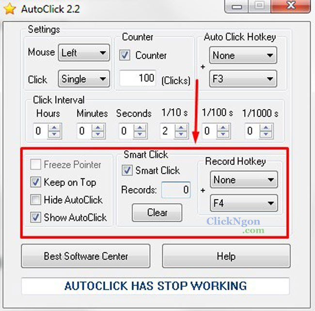 auto clicker chrome