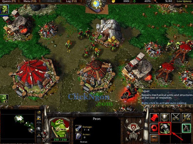 download map xây nhà warcraft 3