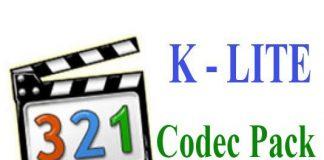 phần mềm K lite codec pack full