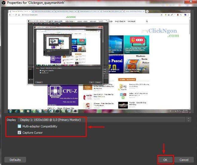 phần mềm live stream pc