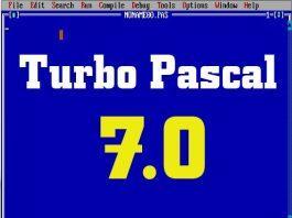 ngôn ngữ lập trình pascal 7.0