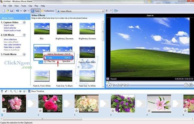 windows live movie maker free download