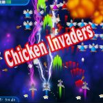 game bắn gà chicken invaders 2019