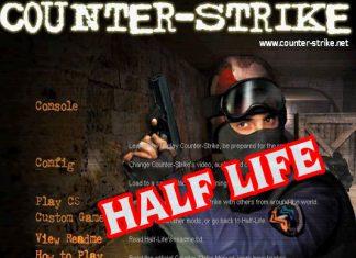 game bắn súng half life