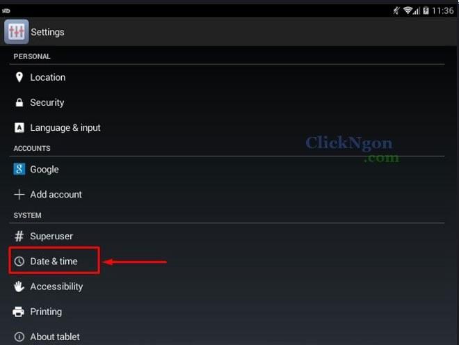 không tải được ứng dụng trên ch play bằng wifi