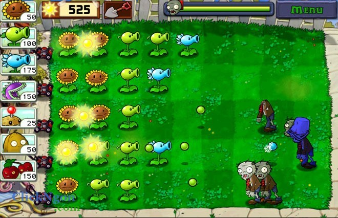 plant vs zombie 2 pc