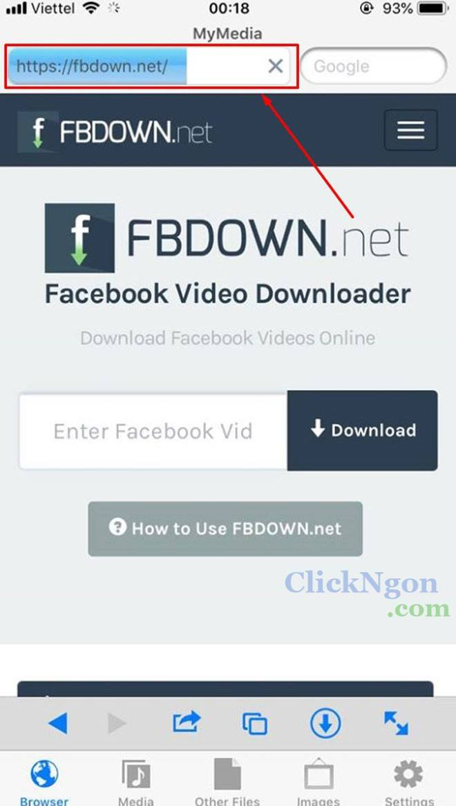 download video facebook hd