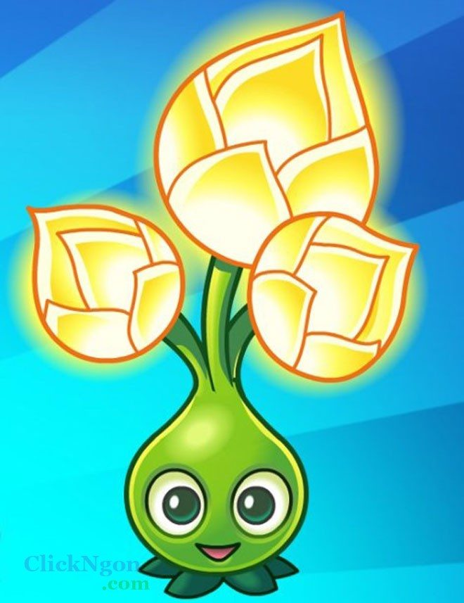 Gold Bloom pvz 2
