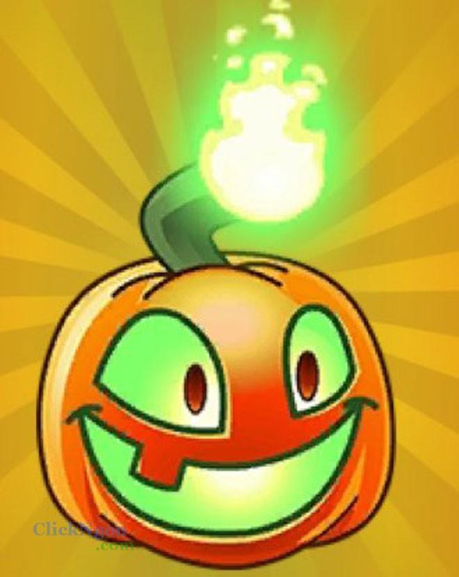 Jack O' Lantern pvz 2