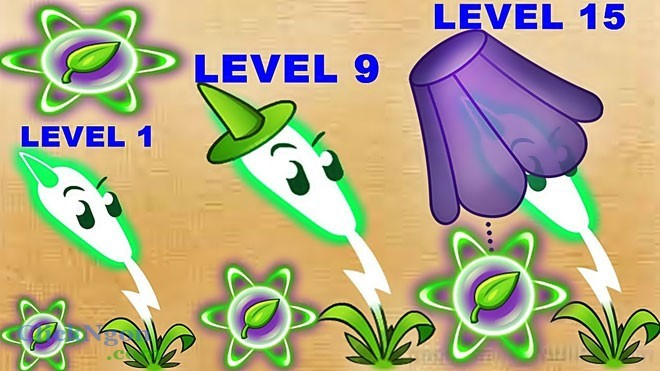 Lightning Reed pvz 2