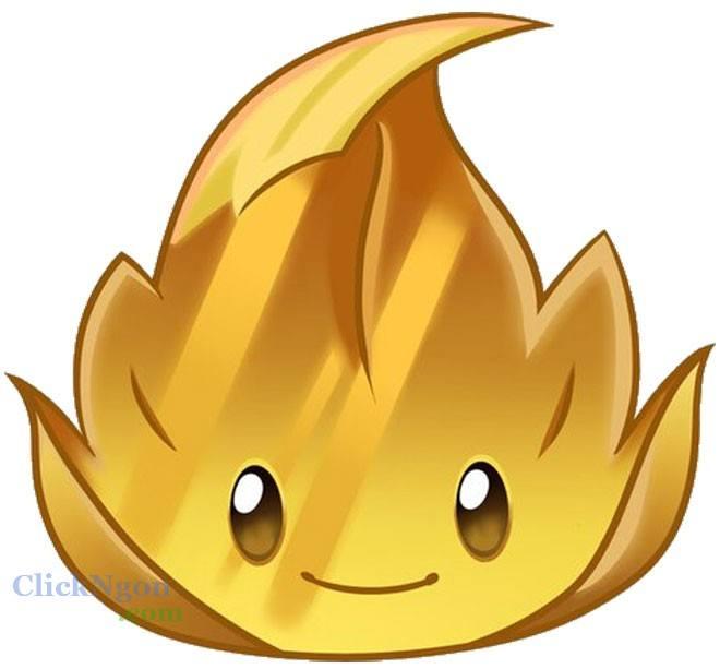 Gold Leaf pvz 2